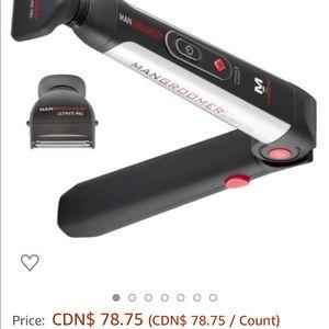 MANGROOMER Ultimate Pro Back Shaver